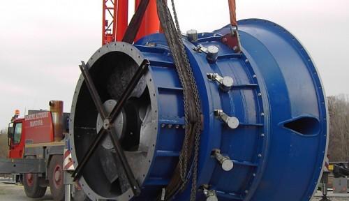 Turbine Kaplan
